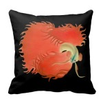 pillow betta splendens